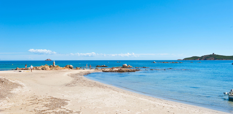 Pinarello corse porto vecchio plage vacances