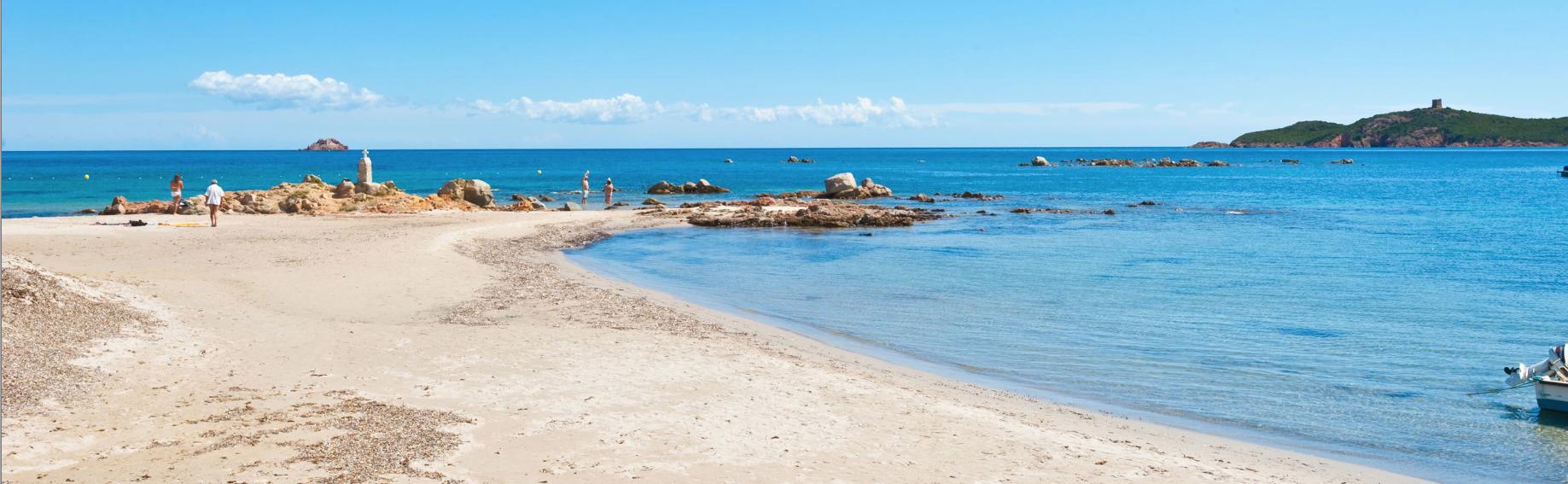 Pinarello plage Corse Village