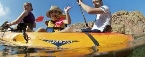 Location de Kayak de Mer